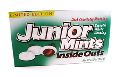 Junior Mints Inside Out Box