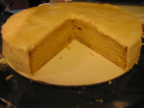 Caramel Cake 6
