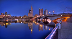 Columbus Cityscape3 (fhansenphoto) Tags: city columbus ohio exposure panoramic scape blending