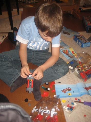 JDBoys Bday Legos- age 6