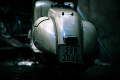 Vespa(explored) (Danny_Tran) Tags: beautiful canon interesting vespa myfav scooter explore curve mytrip acma 20fav explored vespaacma 85f18 400d canon400d dannytran dannysexplore ~100600views ~1000views vespabeautifuldesign