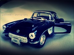 1957 Chevrolet Corvette (N.GamzeDemir) Tags: black chevrolet car toy 1957 corvette araba oyuncak siyah freephotos thebestofday gnneniyisi flickrlovers gamzedemir