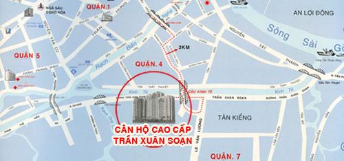 Tran Xuan Soan Apartments