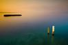 Out of Limits (Khaled A.K) Tags: wood seascape water photography wooden sticks surrealism surreal stick sa jeddah saudiarabia khaled waterscape ksa ndfilter saudia nd8 nd4 kashkari omluj umluj