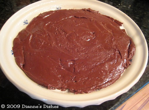 "Gluten Free Fudgy ""Pie"""