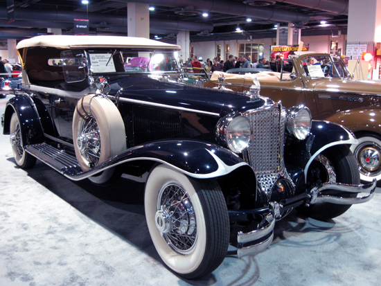 1930 Cord L29 - side (Click to enlarge)