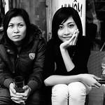 Hanoi hairdressers.
