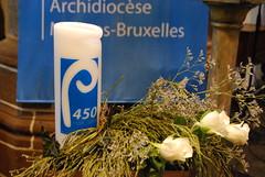 DSC_0210 (Eglise catholique en Brabant wallon - Mal-Bxl) Tags: priere brabantwallon parolededieu venezetgoutez