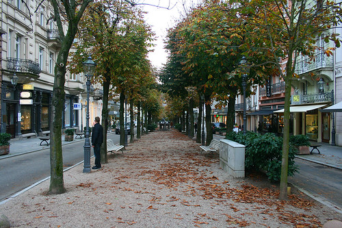 Allee - Sophienstraße Baden-Baden