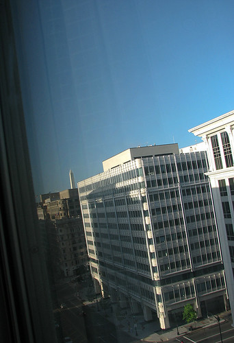 photo - DC Downtown Hilton Garden Inn, View from Room