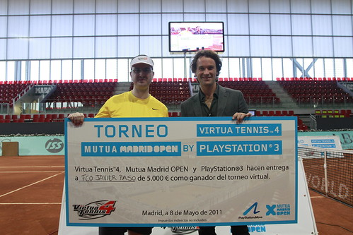 Virtua tenis 4 final