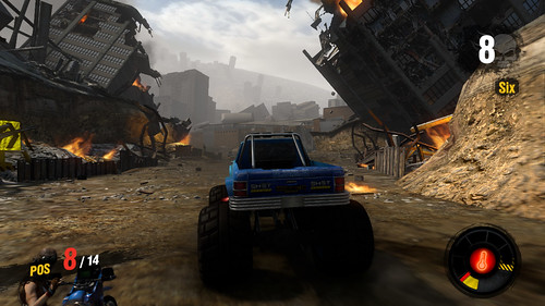 MotorStorm Apocalypse for PS3