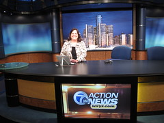 Breaking News - I'm At The Anchor's Desk - Channel 7 Action News - Detroit (JKissnHug - Been busy birding) Tags: weather detroit scripps channel7 stephenclark twitter jkissnhug janethug followmeontwitter daverexroth channel7actionnews carolynclifford dopplertom gardenguykenn