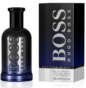 Boss Bottled Night Mens Fragrance