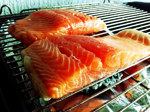 Smokin' Salmon