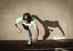 Shadow Chaser (Ez Styla) Tags: freerunning pk fr uf parkour uff urbanfreeflow freerun