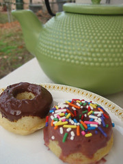 Vegan Donuts revisited