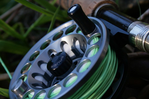 New Bauer Fly Reel