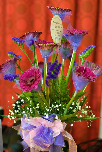 Flowers from Hannah Tan