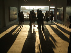 Gallery shadows