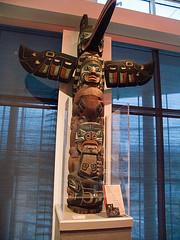 Totem Pole (rubey_kay) Tags: sciencemuseumofminnesota