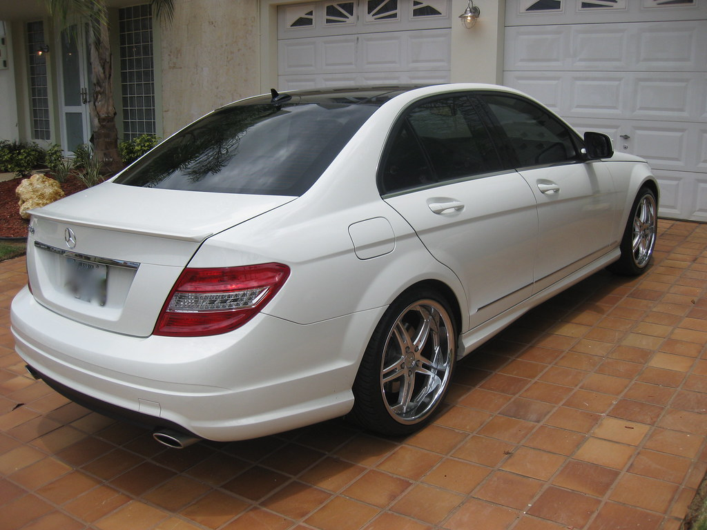 Hey guys here are some pics of my new 2008 c350 if you have any questions let me know