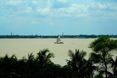 Riverscape (sir_watkyn) Tags: india harbour diamond calcutta ganges hooghly riverscape flickrbestpics sirwatkyn