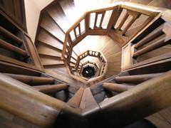 Rennes Treppenhaus (dopan) Tags: france frankreich bretagne treppe staircase rennes escaliers