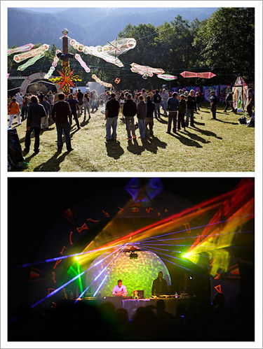Summers End Festival Switzerland Psytrance