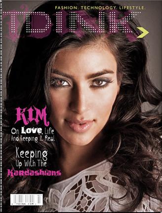 kimkardashian cover