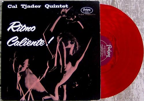 Image result for Cal Tjader Quintet - Ritmo Caliente!