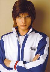 Shirota Yuu as Kunimitsu Tezuka (qTiE cRaZy) Tags: cute prince tennis cuties tezuka roselle golino kunimitsu shirotayuu koreancuties taiwanesecuties japanesecuties rosellegolino kunimitsutezuka shirotayu
