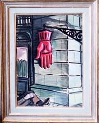 Frans Masereel - Foto di Carl Guderian
