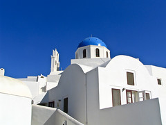 Santorini - Ia 05 (timinbrisneyland) Tags: santorini greece ia bluedome