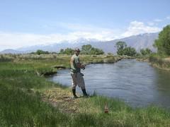 CIMG6091 (M3Zero) Tags: fishing bishop owensriver