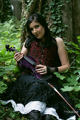 Violine Girl