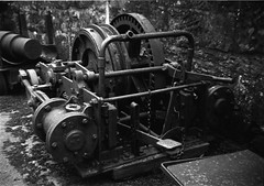 Bersham Iron Works (Museum), Wrexham (davidneal) Tags: heritage industry canoscan agfaclack panf ilfordpanfplus50asa canon8800f