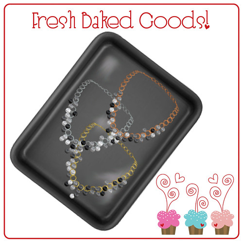 ~*FBG*~ Greyscale Jelly Tots Necklace Set