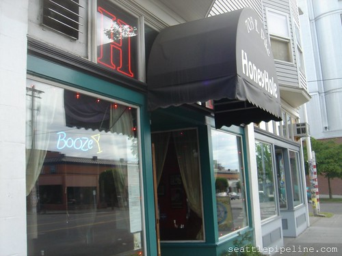 Honey Hole, Capital Hill, 703 E Pike St, Seattle, Washinton