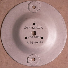 "Cutting Disc for 36"" Cut (tezzact49) Tags: mower deutscher rideon mowerparts"