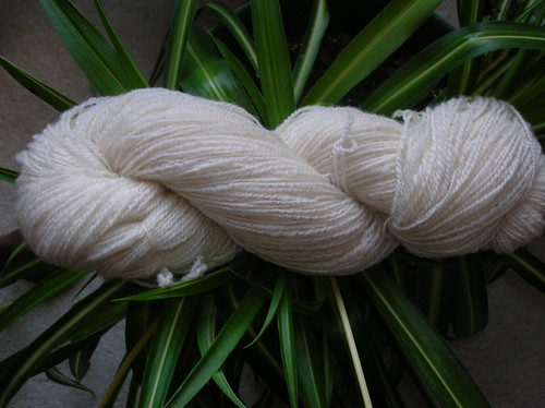 Rupperts Corriedale Fleece Yarn