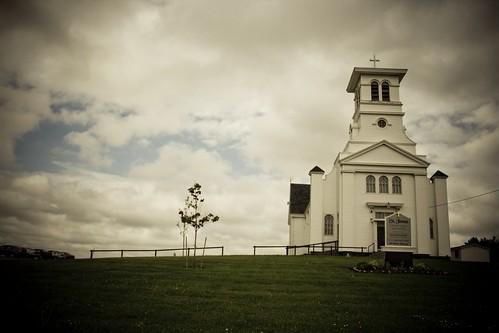 Church in PEI