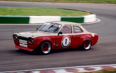 Mallory park Classic Racing early 2006 – Ford Escort Mk1 - 02
