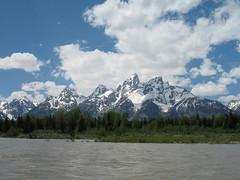 Grand Tetons (kerry1962) Tags: mountains river snakeriver wyoming grandtetons tetons jacksonhole jacksonholewyoming