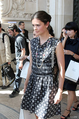 After the Chanel show (Karl Hab) Tags: show paris hiver grand le karl palais after chanel couture hab haute 10708 20082009