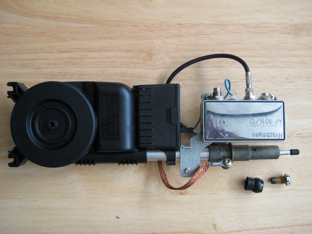Miko's Blogs: Hirschmann Auto Antenna Replacement