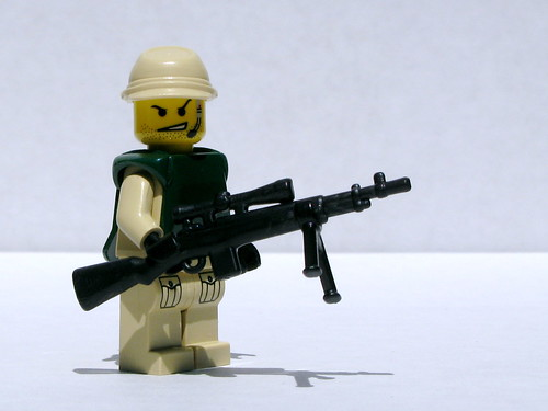 BrickArms M21 Sniper Weapon System prototype