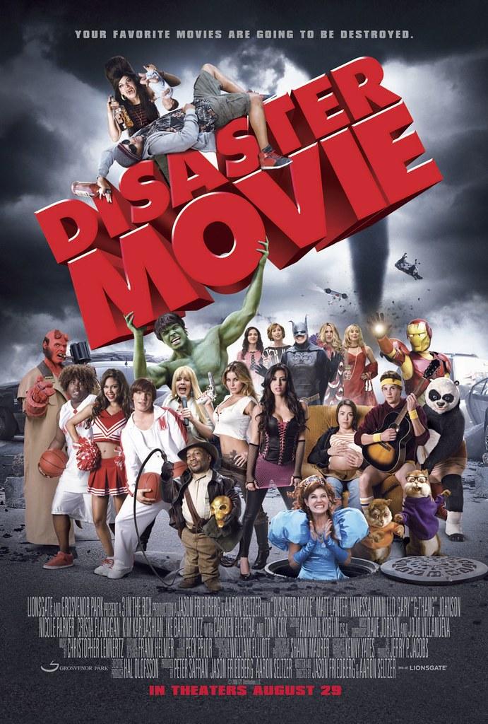 una película de Desastres o Desastrosa
