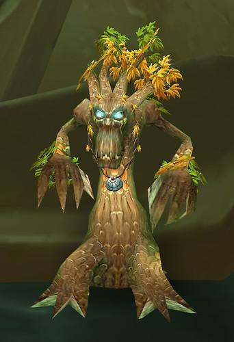 Wow Druid Tree