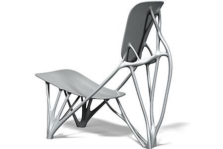 Design Blog Sociale - 8 July 2008 - Bonechair designed by Joris Laarman